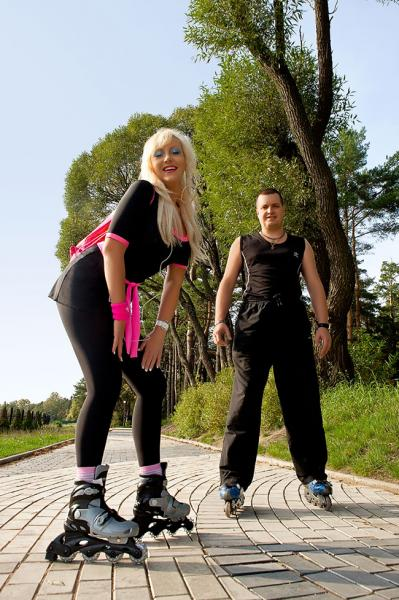 Светлана и Дмитрий Шеметилло